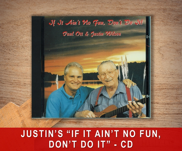 If it Ain't no Fun Don't do It CD